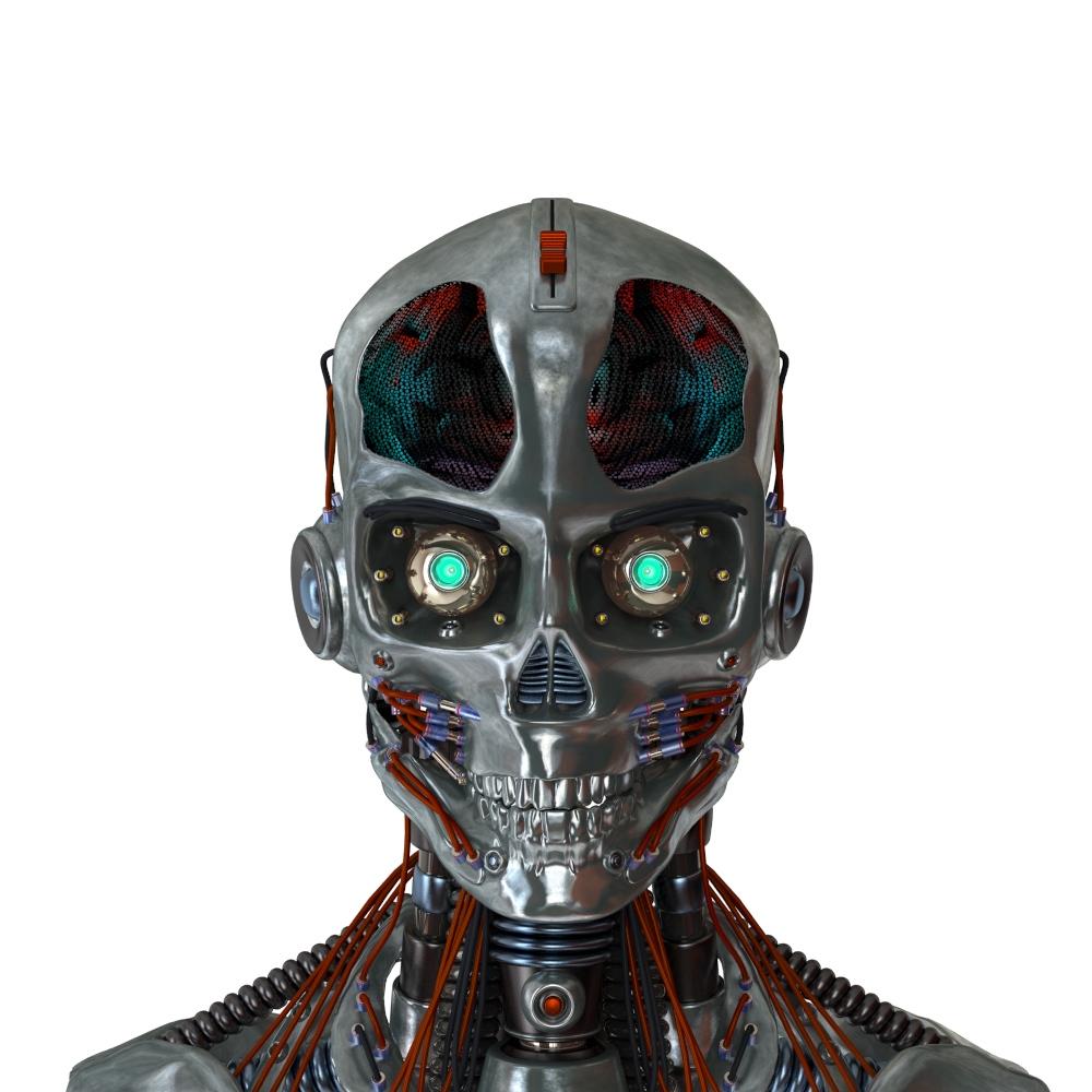Robot Head Page 4 Cheetah3d User Forum