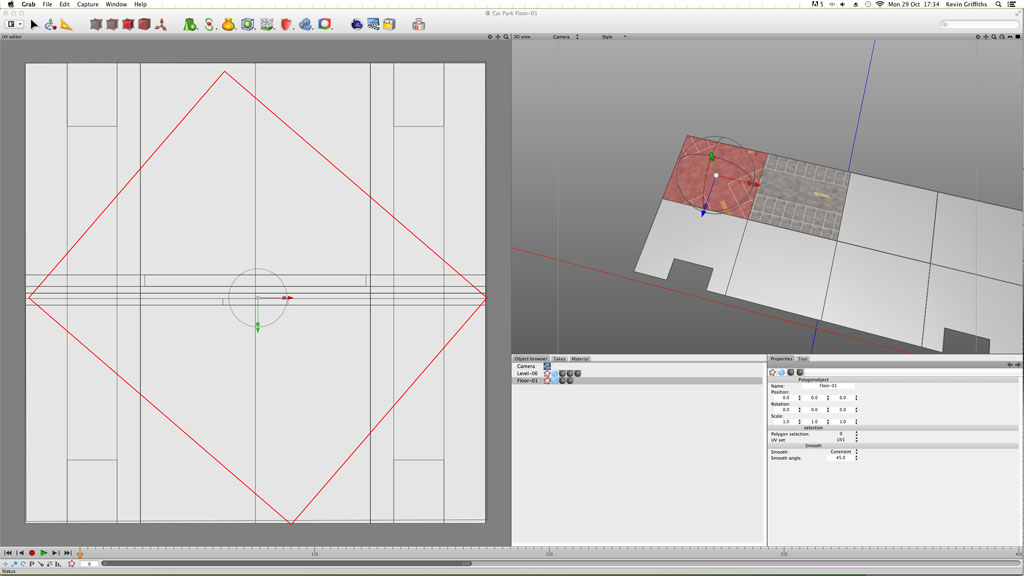 UV Mapping | Cheetah3D User Forum