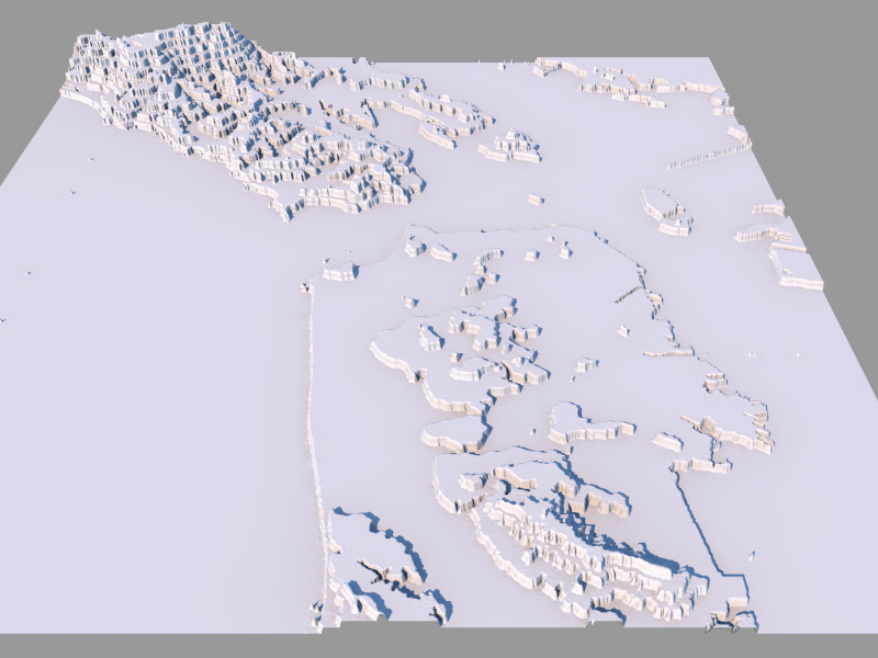 Terrain Party: Real-world height map generator | Cheetah3D User Forum