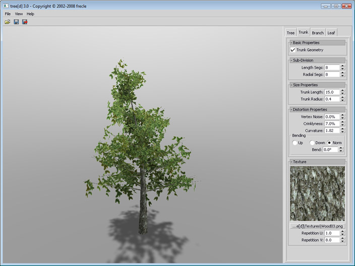 Tree Problems | Page 2 | Cheetah3D User Forum