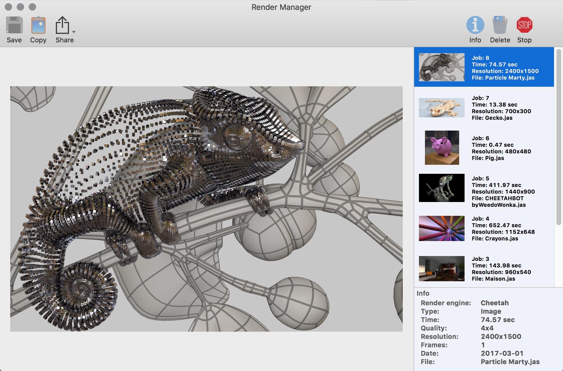 Images fixes et animations, vidéos et visites virtuelles
