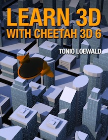 Cheetah3D For Beginners - Training Videos